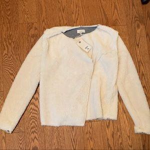 NWT Lucky Brand Fuzzy Sweater